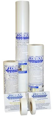 Floriani Wet N Gone Tacky (1/2x10yd Roll)