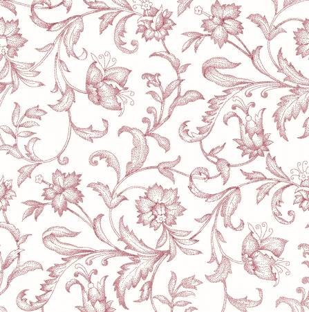 Clothworks - Winter Tide Y2568-4 Light Red