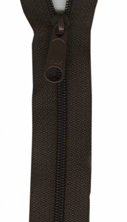 Handbag Zipper 24in Sable