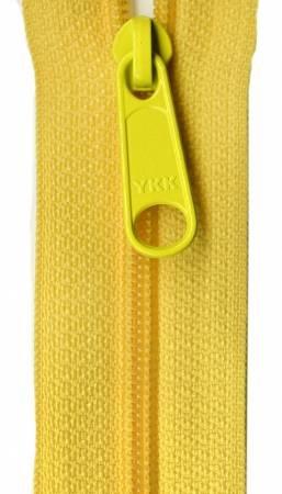 Handbag Zipper 24in Dandelion