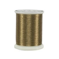 #016 Antique Gold - Superior Metallics 500 yd. spool
