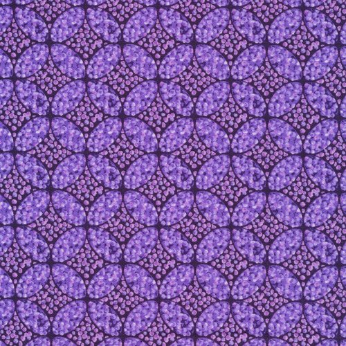 Block Party Butterfly Texture Purple