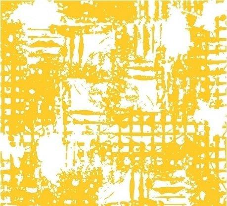 Farm to Fork Yellow Grunge 38945-3