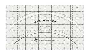 The Quick Curve Ruler