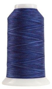 Superior Threads OMNI-V #9121 Tempest Blue - 2000 yd. cone