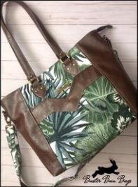 The Alaine Handbag Acrylic Templates