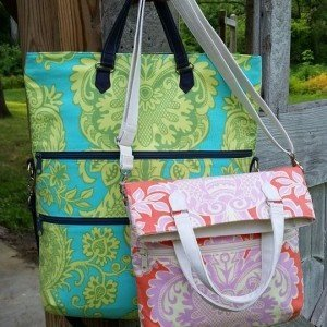 Amber Fold Over Bag Acrylic Templates