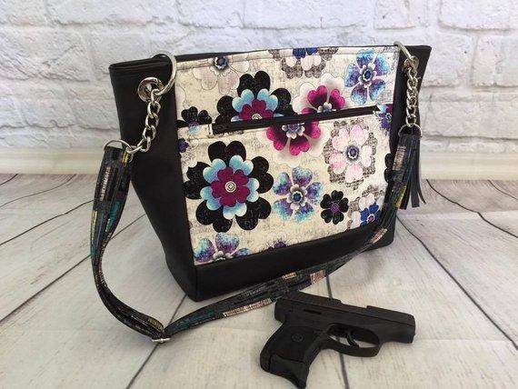 Annie O- Concealed Carry Handbag Acrylic Templates