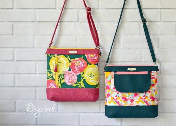 Jasmine Sling Bag Acrylic Templates