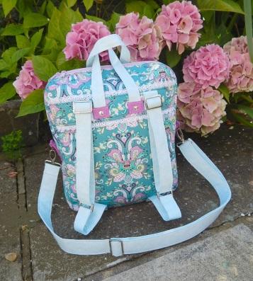 The Bookbag Backpack Acrylic Templates