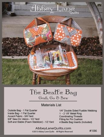 The Beatle Bag Refill- Inserts Only