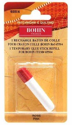 Bohin Temporary Glue Stick Pen Refill