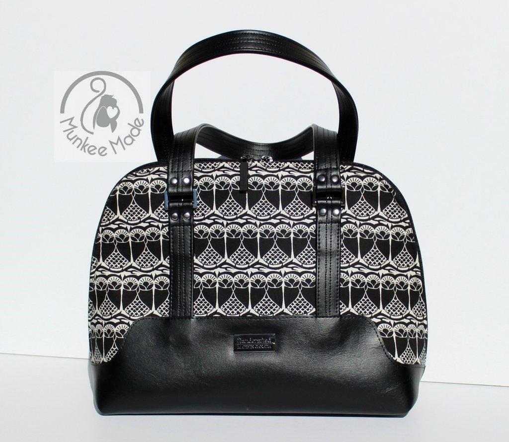 The Boronia Bowler Bag Acrylic Templates