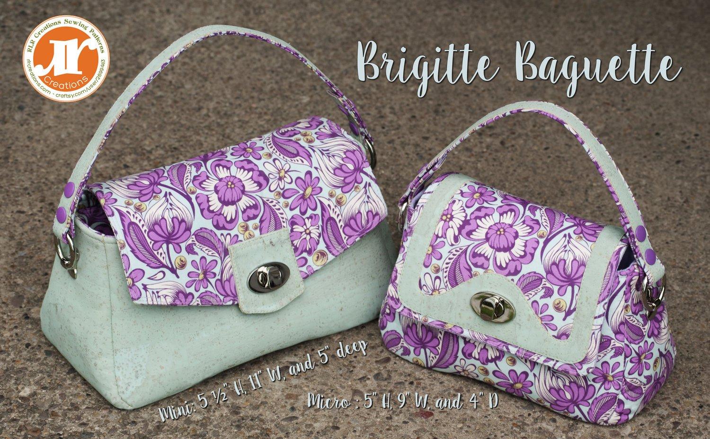 The Brigitte Baguette Acrylic Templates