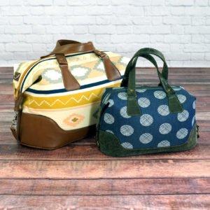 Brooklyn Handbag & Traveler Acrylic Templates