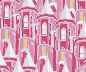 Castle Row Pink