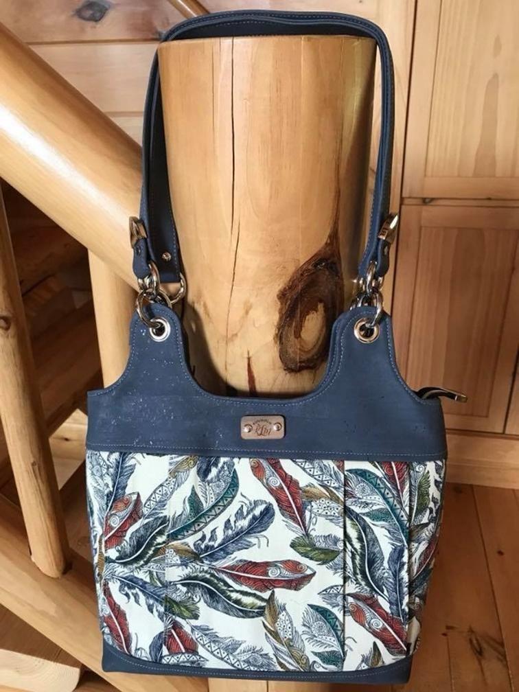 Cheryl- Concealed Carry Handbag Acrylic Templates
