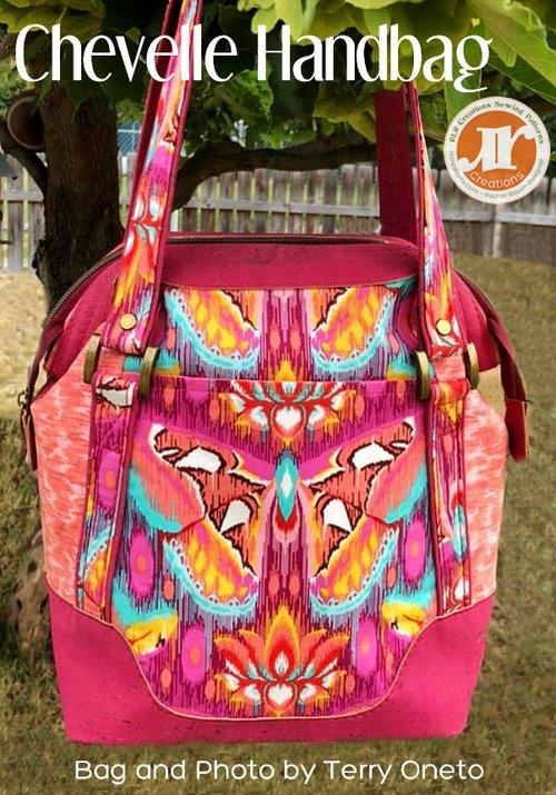 The Chevelle Handbag Acrylic Templates