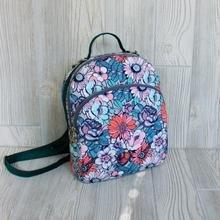 Phoebe Mini Backpack Acrylic Templates