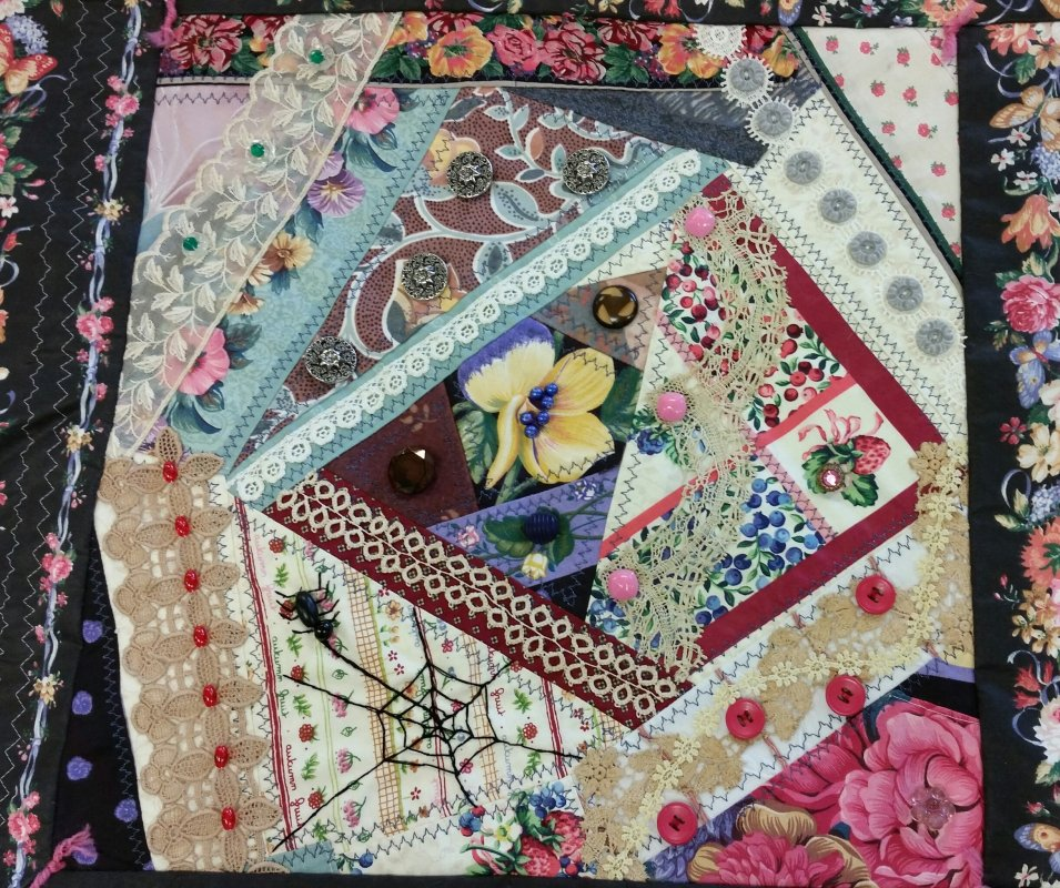 dating crazy quilts