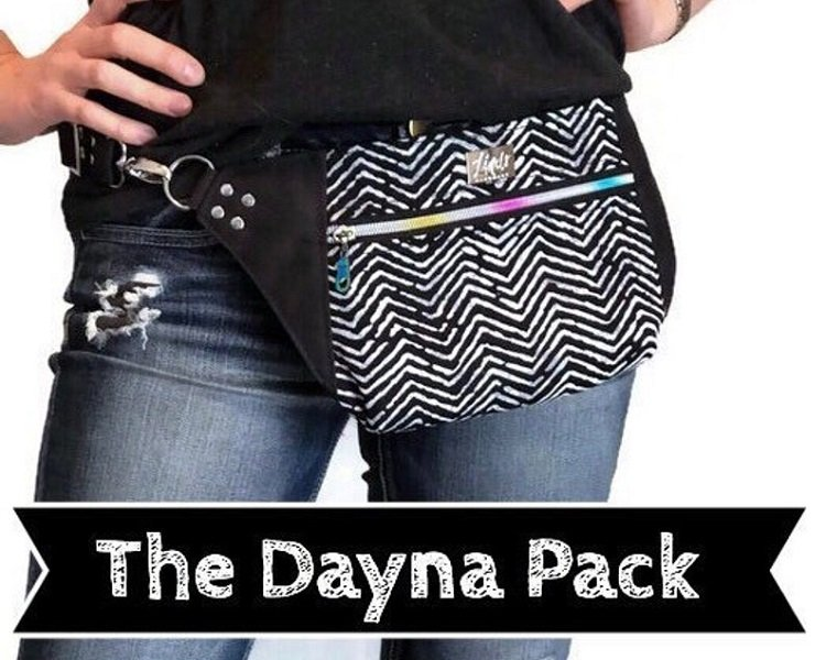 Dayna Pack Acrylic Templates