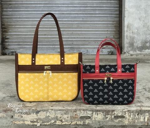 Divina Tote & Handbag Acrylic Templates