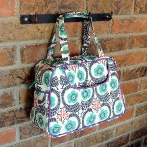 Donna Vintage Handbag Acrylic Templates