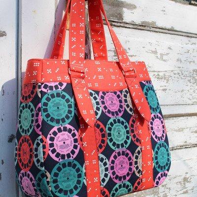Evelyn Handbag & Market Tote Acrylic Templates