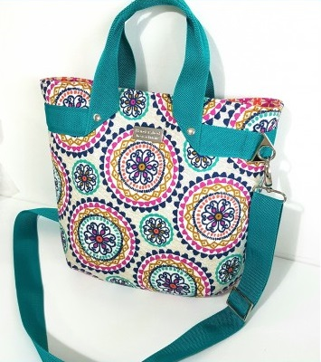 The Fiesta Tote Acrylic Templates