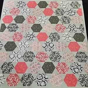 1 2 3 Hexi pattern