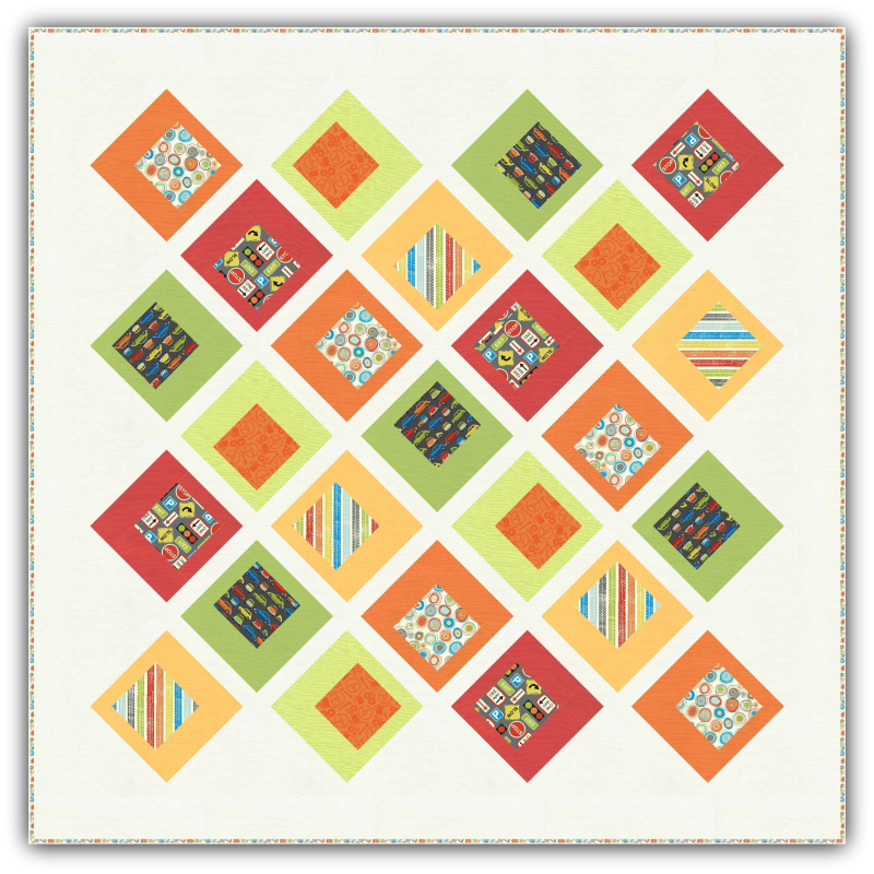 Gaboodles pattern
