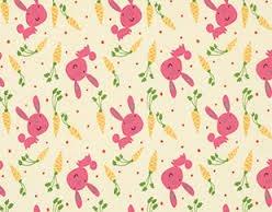 Garden Bunny & Carrots