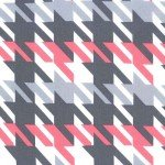 Big Time Houndstooth Girl-CX6493