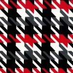 Big Time Houndstooth Graphite-CX6493