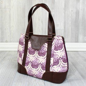 Harriet Expandable Tote Acrylic Templates