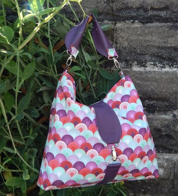 The Reversible Hobo Bag Acrylic Templates