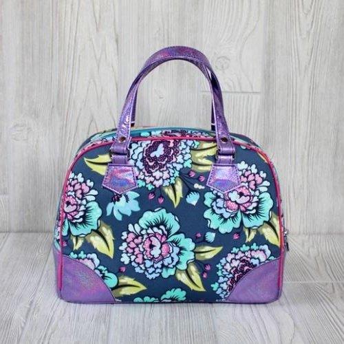 How YOU Doin'? Bowler Handbag Acrylic Templates