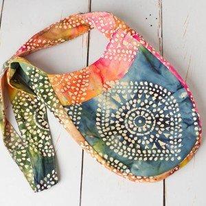 India Hobo Bag Acrylic Templates