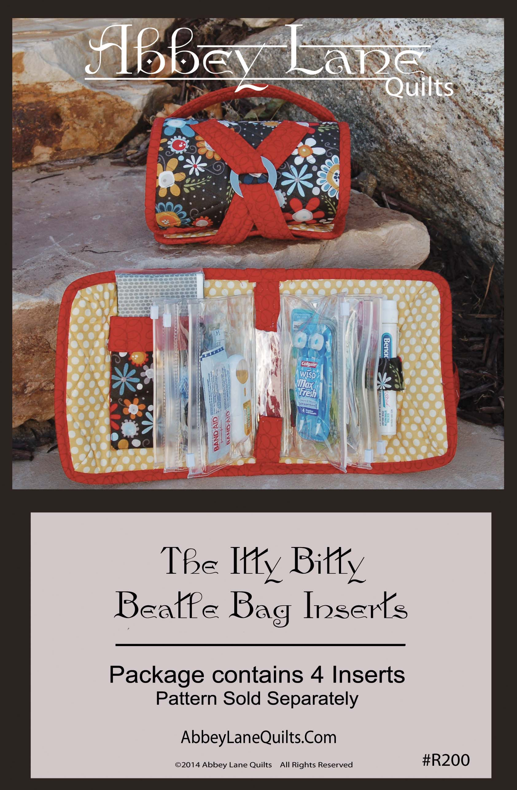 The Itty Bitty Beatle Bag Refil