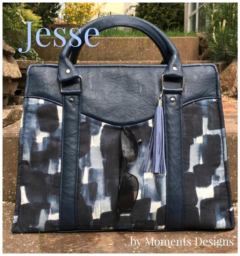 Jesse Handbag Acrylic Templates