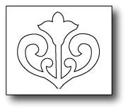 Faith Stencil Packet