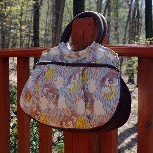 Julie Ring Top Handbag Acrylic Templates