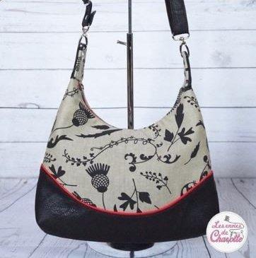 The Marichel Hobo Shoulder Bag Acrylic Templates