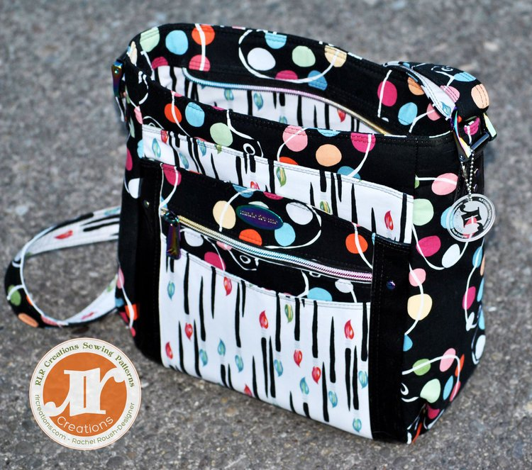 The Oakley Organizer Crossbody Bag Acrylic Templates