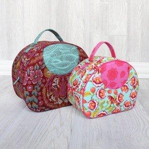 Olive Vanity Bag Acrylic Templates