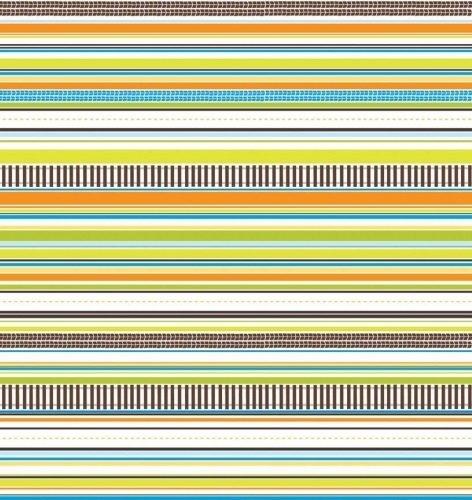 On The Go Stripes Multi C3186