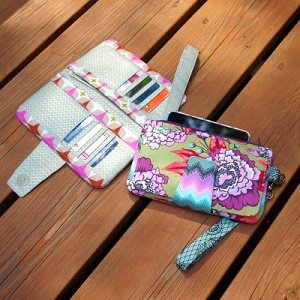 Pearl Wallet Clutch Acrylic Templates