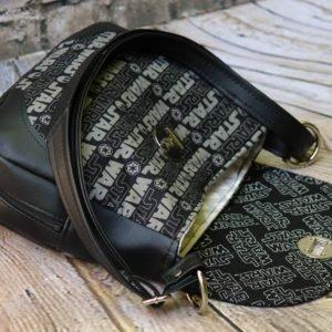 Sadie Expandable Bag Acrylic Templates