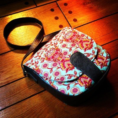 Sandra Saddle Bag Acrylic Templates