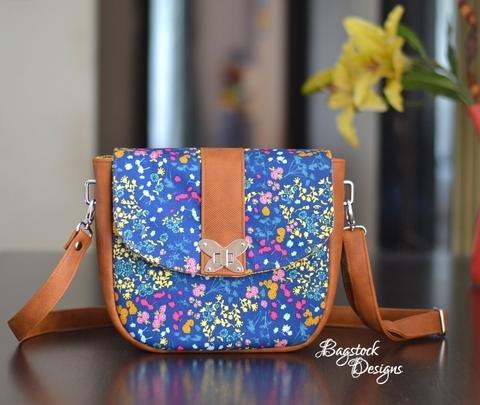 Serin Sling Bag Acrylic Templates